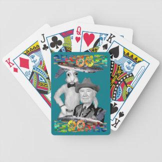 Baralho Para Poker Jogador de Fennatic e Special de caçador de