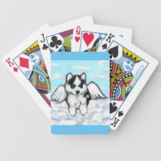 Baralho Para Poker Malamute do Alasca