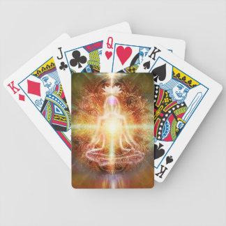 Baralho Para Poker Meditator de V059 Lotus