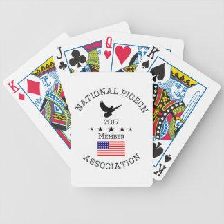 Baralho Para Poker Membro Logowear do NPA
