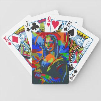 Baralho Para Poker Mona Lisa Wpap