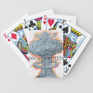 Baralho Para Poker Nós SOMOS CONDENADOS!