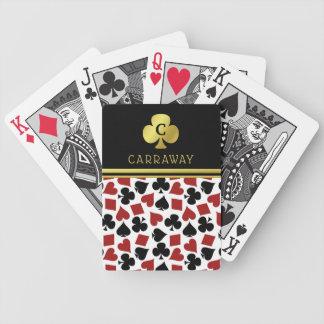 Baralho Para Poker O cartão do casino do jogador do jogador de póquer