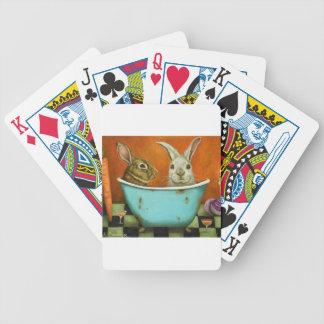 Baralho Para Poker O conto de dois coelhos