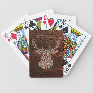 Baralho Para Poker Oh cervos doces