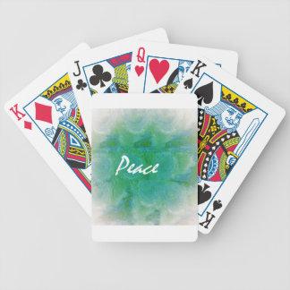 Baralho Para Poker Paz
