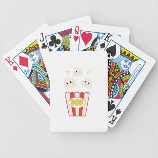 Baralho Para Poker Pipoca bonito de Kawaii