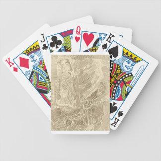 Baralho Para Poker Princesa romana