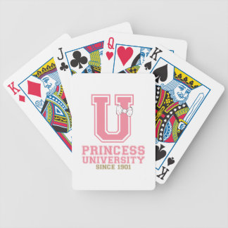 Baralho Para Poker Princesa Universidade