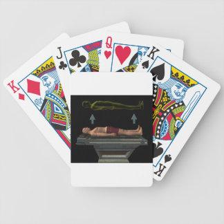 Baralho Para Poker Projeção astral, experiência fora do corpo