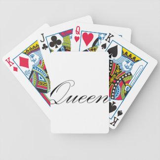 Baralho Para Poker Rainha
