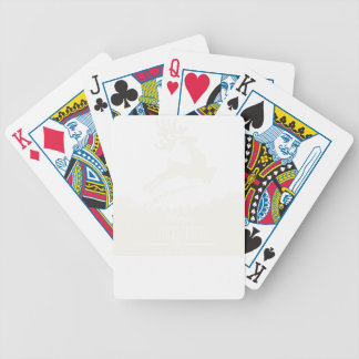 Baralho Para Poker rena