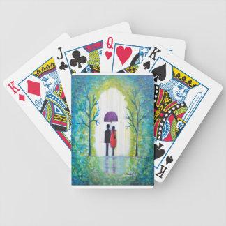 Baralho Para Poker Romance do verão