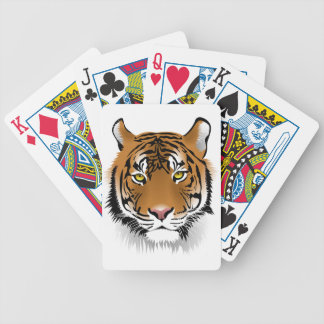 Baralho Para Poker Tigre de Bengal