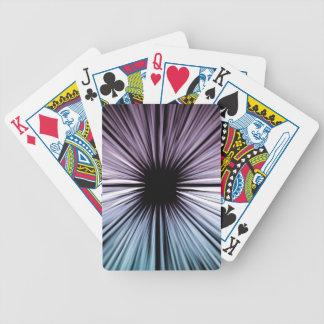 Baralho Para Pôquer A arte bonita divina irradia a forma da alegria