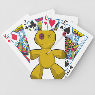 Baralho Para Pôquer Boneca do Voodoo