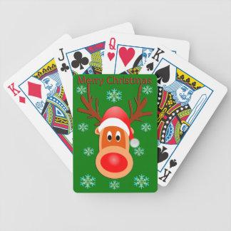 Baralho Para Pôquer Cartões de jogo bonitos do póquer dos cervos do