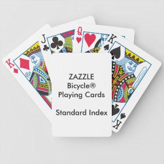 Baralho Para Pôquer Cartões de jogo padrão feitos sob encomenda da