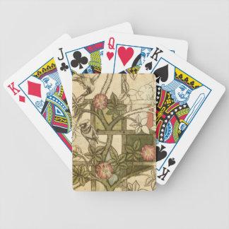 Baralho Para Pôquer Cartões do póquer da bicicleta com design da