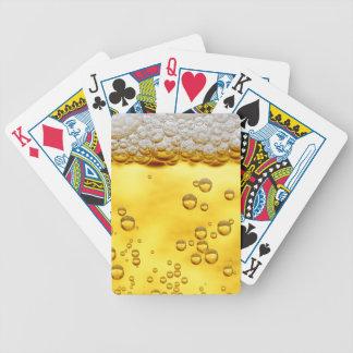 Baralho Para Pôquer Cerveja feita sob encomenda engraçada dos cartões