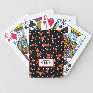 BARALHO PARA PÔQUER CHIQUE QUE JOGA PONTOS DE CARDS_FLAME/WHITE NO