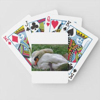 Baralho Para Pôquer Cisne 1