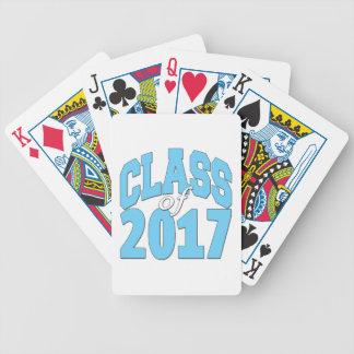 Baralho Para Pôquer Classe de 2017