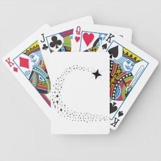 Baralho Para Pôquer Conjunto de estrela do tiro