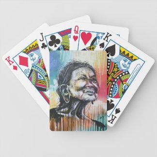 Baralho Para Pôquer Cores da vida