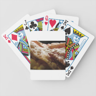 Baralho Para Pôquer Doces italianos típicos do carnaval