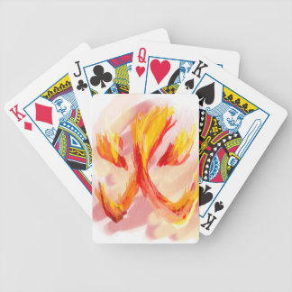 Baralho Para Pôquer fogo [japonês]