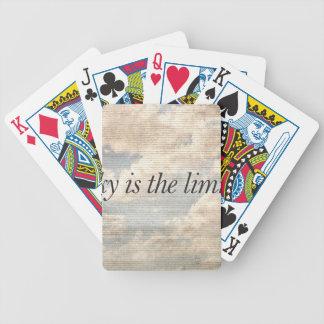 Baralho Para Pôquer Foto inspirador das citações