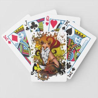 Baralho Para Pôquer Fox exterior