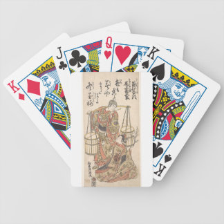 Baralho Para Pôquer Japonês Woodprint