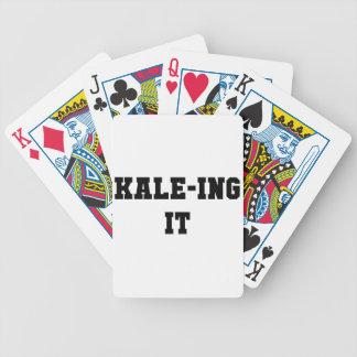 Baralho Para Pôquer Kaleing ele