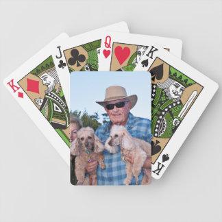 Baralho Para Pôquer Lixívia - caniches - Romeo Remy