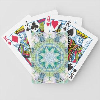 Baralho Para Pôquer Mandalas do coração da liberdade 12 presentes