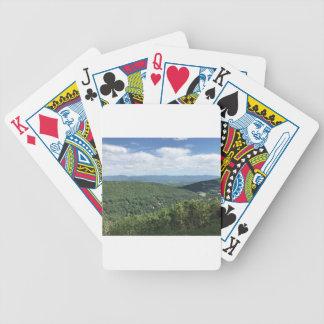 Baralho Para Pôquer McGaheysville, Mountain View de Virgínia