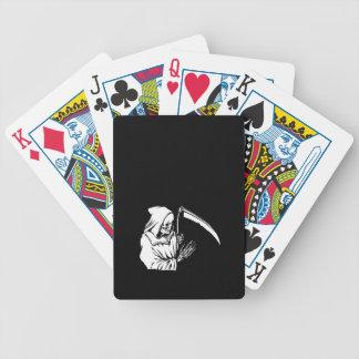 Baralho Para Pôquer O Ceifador ou a morte