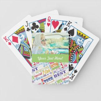 Baralho Para Pôquer Presentes originais e especiais da festa de