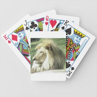 Baralho Para Pôquer Rei de animais