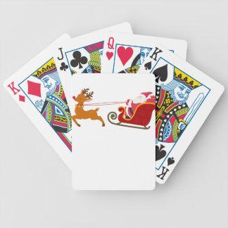 Baralho Para Pôquer reindeer8