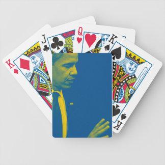 Baralho Para Pôquer Retrato do presidente Barack Obama 38d