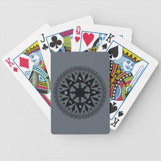 Baralho Para Pôquer Rosa de compasso #2