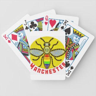 Baralho Para Truco Abelha de Manchester