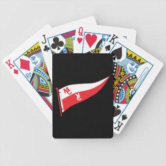 Baralho Para Truco Cartões de jogo de MCYC