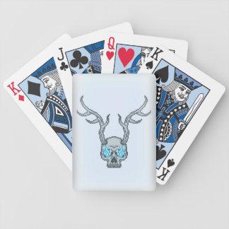 Baralho Para Truco Cartões de jogo Horned de Bicycle® do coração do