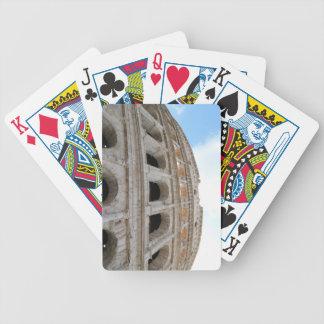 Baralho Para Truco Dia bonito nos cartões de jogo de Colosseum