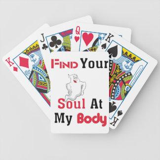 Baralho Para Truco Encontre sua alma em meu corpo