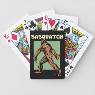 Baralho Para Truco Sasquatch